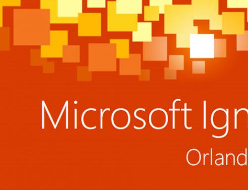 Det senaste från Microsofts stora Ignite-konferens