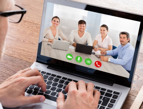 Så går du från fysiska till digitala möten och får ut mer av arbetsdagen