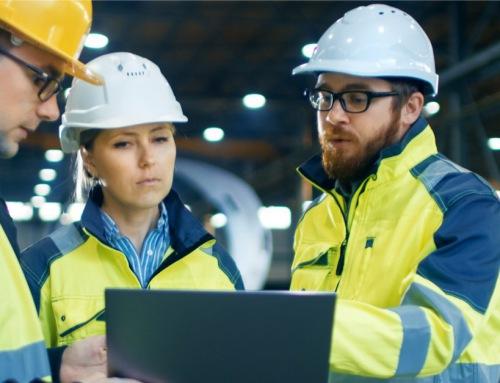 Hur industri, bygg och handel kan öka såväl kundnöjdhet som effektivitet